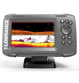 Lowrance Electronics Lowrance Hook2-5 Combo, Inland Maps, DownScan