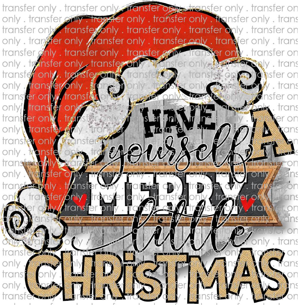Have Yourself A Merry Little Christmas.Siser Have Yourself A Merry Little Christmas