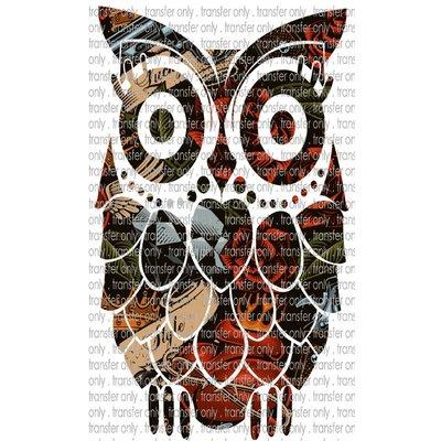 Siser Adv 14 Tatto Owl Taylored Vinyl