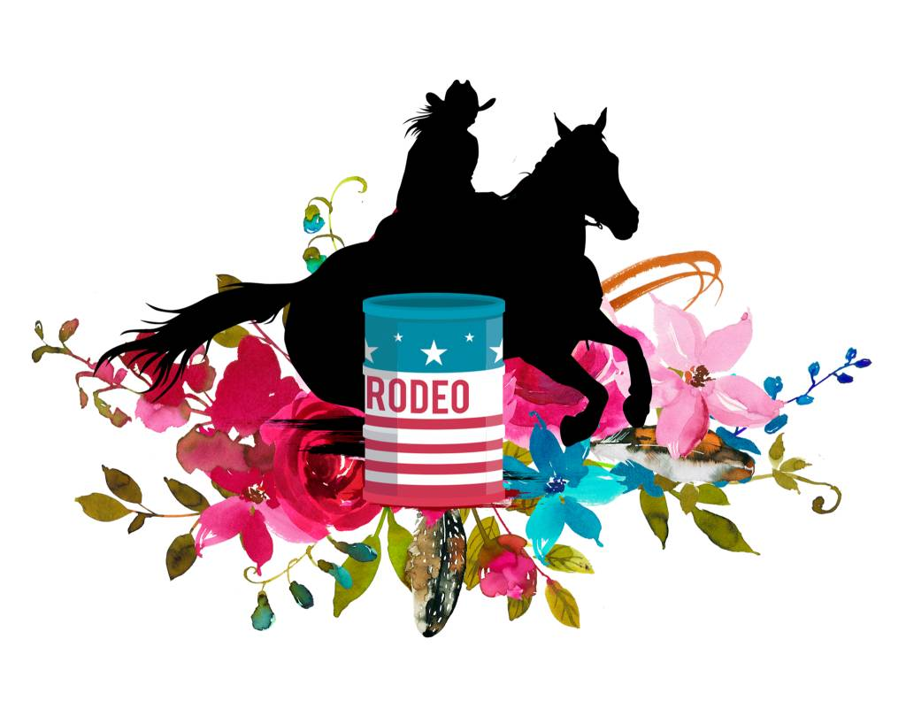 Siser Barrel Racing Rodeo Taylored Vinyl