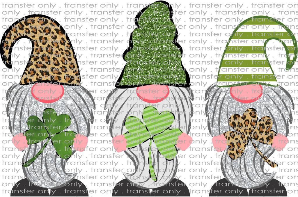 Siser St Patricks Day Gnome Leopard Taylored Vinyl