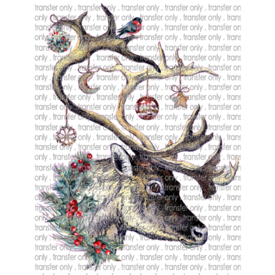 Siser Christmas Reindeer Taylored Vinyl