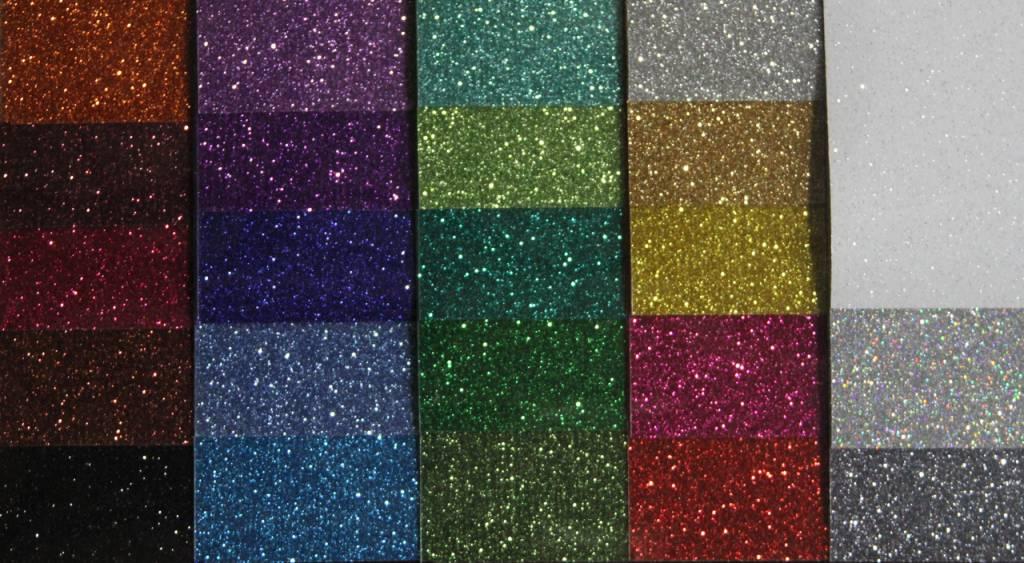 Siser Colorpack Siser Glitter Htv 23 Sheets 12 Quot X 20