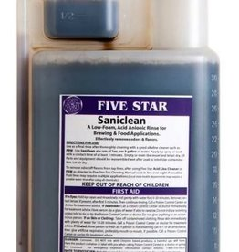 FIVE STAR FIVE STAR SANICLEAN 32 OZ