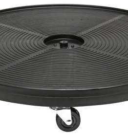 SUNLIGHT SUPPLY Plant Dolly Black 24 in Round