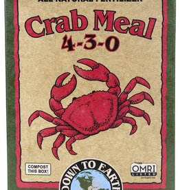 Down To Earth™ Down To Earth Crab Meal - 5 lb