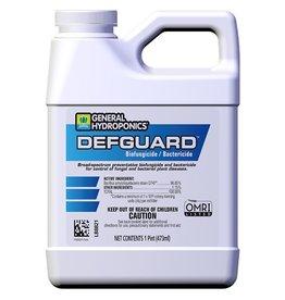 GENERAL HYDROPONICS GH Defguard Biofungicide Bactericide Pint