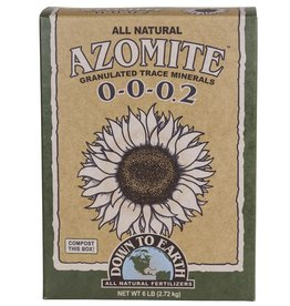 Down To Earth™ Down To Earth Azomite Granulated, 6 lbs