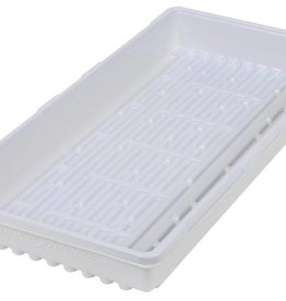 SUPER SPROUTER Super Sprouter Triple Thick Tray White 10 x 20 No Hole