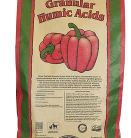 Down To Earth™ Down To Earth Granular Humic Acid 50 lb