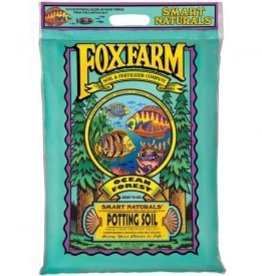 FOX FARM The ultimate potting soil—everything your plants need, in one bag. Ocean Forest® is a powerhouse blend of premium earthworm castings, bat guano, and sea-going fish and crab meal. Aged forest products, sandy loam, and sphagnum peat moss give Ocean Forest®