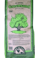 Down To Earth™ Greensand has been used as a soil amendment and conditioner since the early 1700s. Naturally occurring in marine sedimentary deposits, our Greensand is derived from the mineral Glauconite, a rich source of Potash and Iron. Greensand also has unique physic