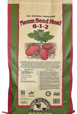 Down To Earth™ Neem Seed Meal is produced during the extraction of oil from the seed of the Indian neem tree (Azadiracta indica). It is an excellent way to strengthen root systems, improve plant immunity and balance nutrient levels in the soil. Neem Seed Meal can be mix