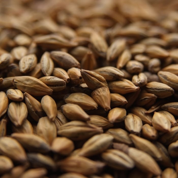 Weyermann Malt Type:	Specialty<br /> Grain Origin:	United Kingdom<br /> Wort Color:	25-35 °Lovibond (65-92 EBC)<br /> Protein:	 <br /> Moisture:	3.0% max.<br /> Extract (dry):	72% min.<br /> Diastatic Power:	 <br /> Usage:	20% max.<br /> Crisp Amber malt is a kilned specialty malt. It has a strong biscuity, toas
