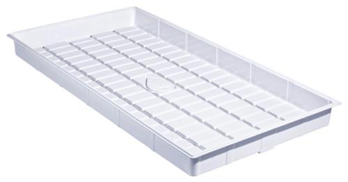 BOTANICARE Store pickup only <br /> Botanicare&#039;s redesigned white premium ID trays offer professional hydroponic gardens with superior quality and performance. The ID trays now include a 7 in deep seat that accommodates larger root masses, taller pots and deeper saturatio