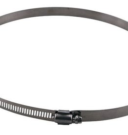 IDEAL-AIR Ideal-Air Stainless Steel Hose Clamps 2/Pack 8 in