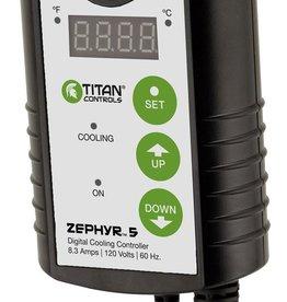 TITAN CONTROLS Titan Controls Zephyr 5 - Digital Cooling Controller