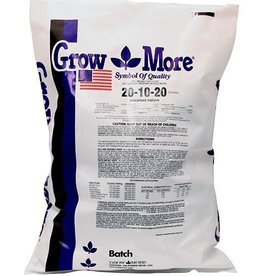 GROW MORE Grow More Soilless (20-10-20) 25 lb