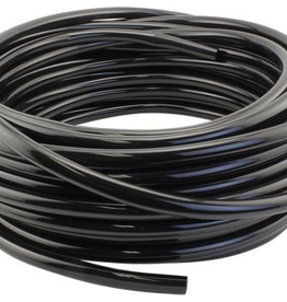 HYDRO FLOW Hydro Flow Vinyl Tubing Black 1/2in ID - 5/8in OD by the ft