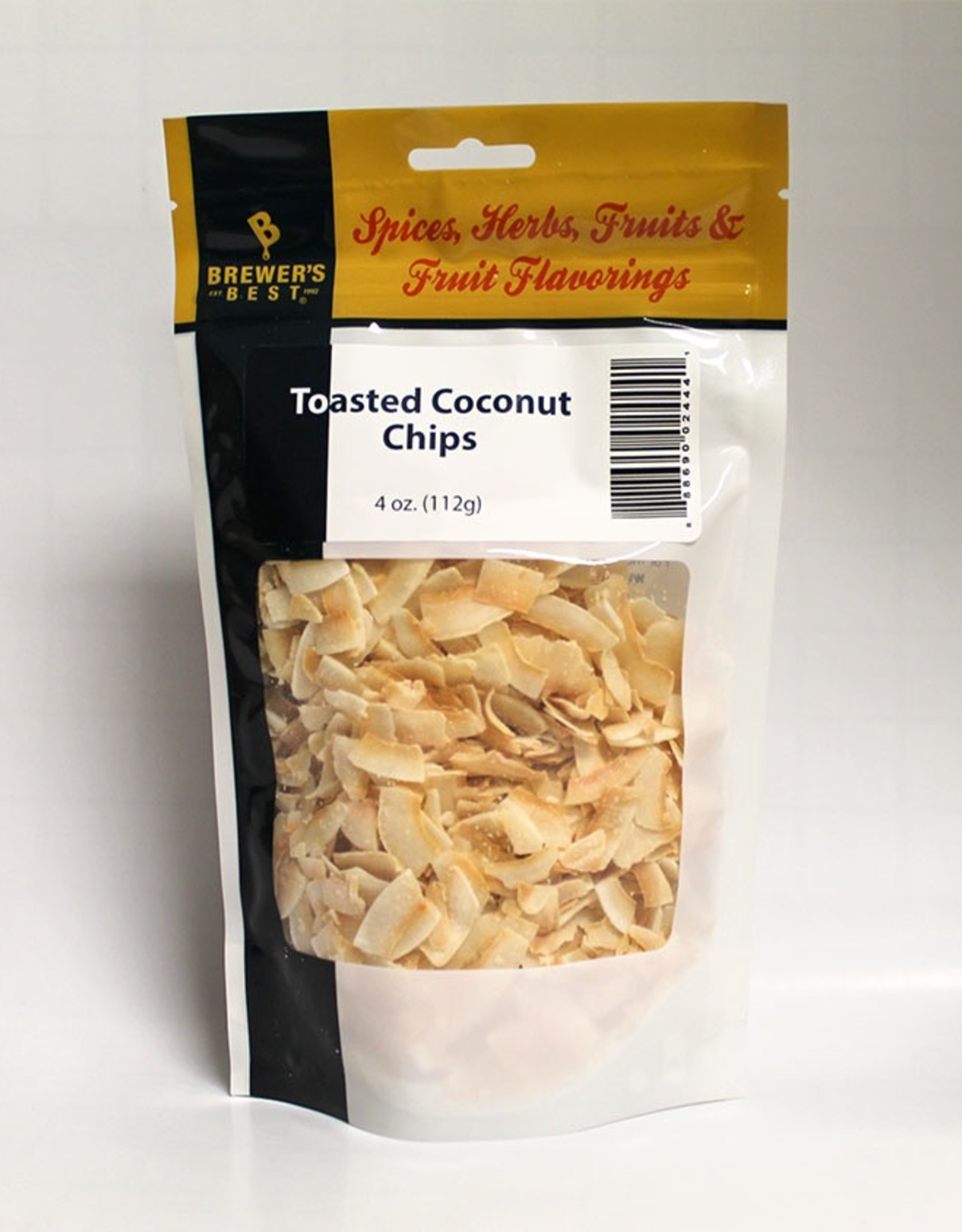 BREWERS BEST BREWER'S BEST  TOASTED COCONUT