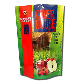 BREWERS BEST CIDER HOUSE SELECT MANGO PEACH CIDER MAKING KIT