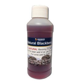 BREWERS BEST NATURAL BLACKBERRY FLAVORING EXTRACT 4 OZ