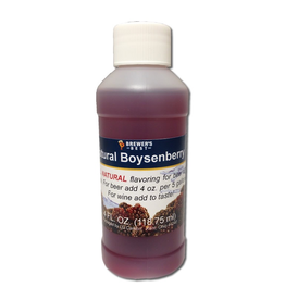 BREWERS BEST NATURAL BOYSENBERRY FLAVORING EXTRACT 4 OZ