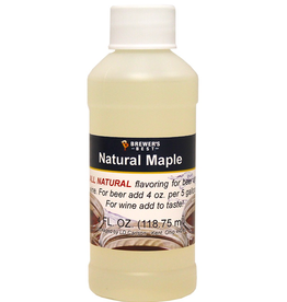 BREWERS BEST NATURAL MAPLE FLAVORING EXTRACT 4 OZ