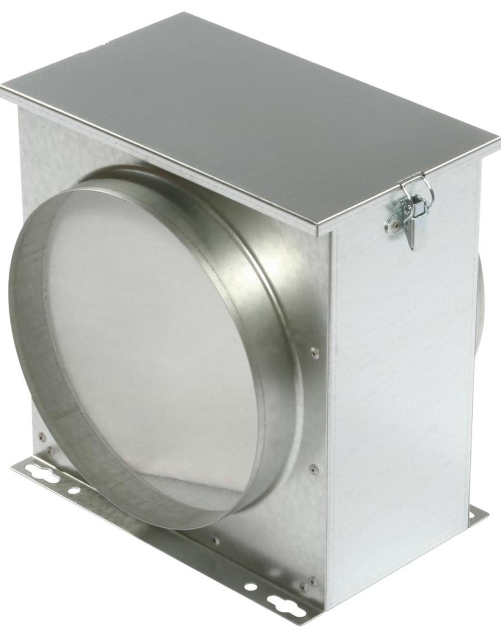 CAN FAN Can-Fan Intake Filter 4 in