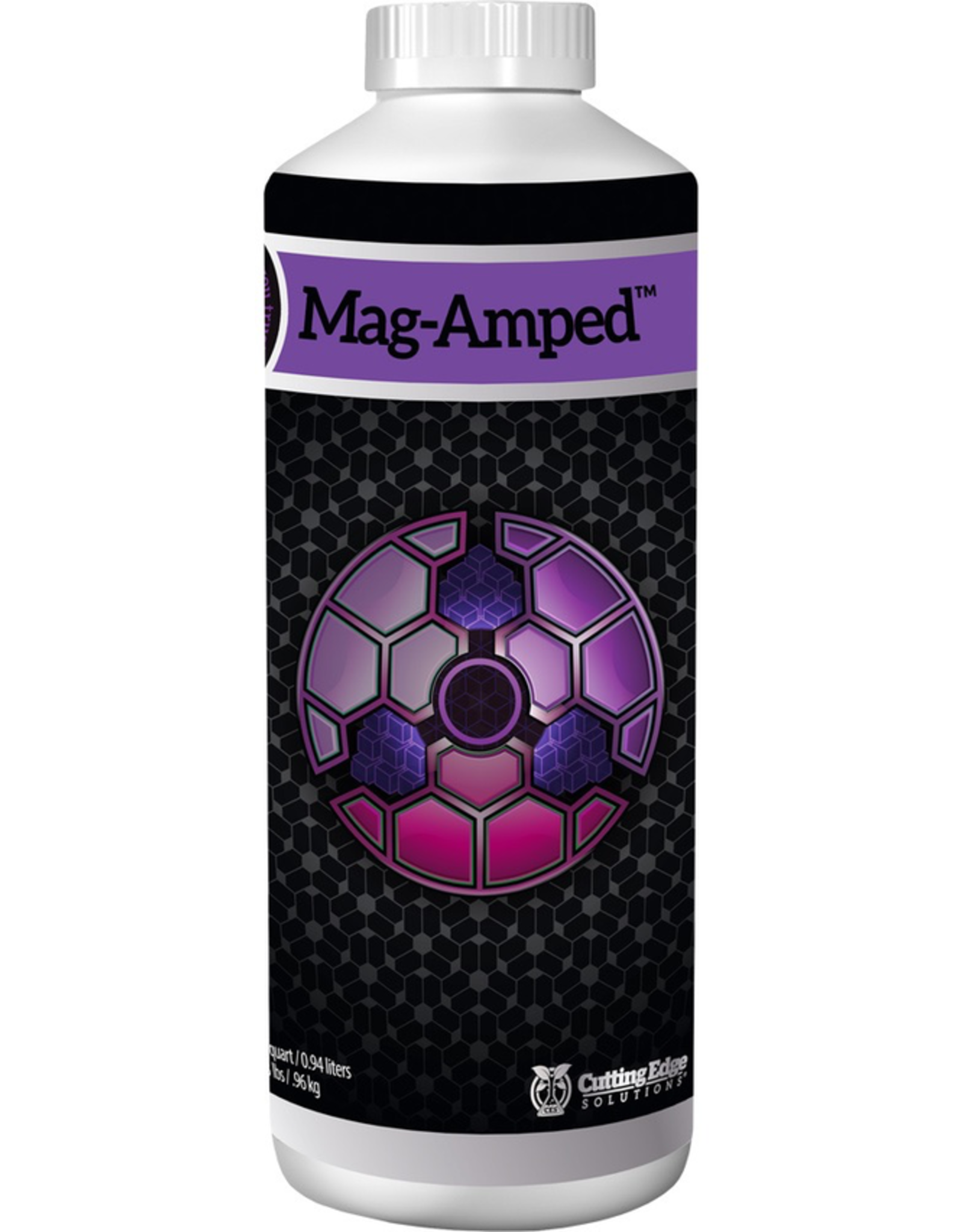 CUTTING EDGE Cutting Edge Solutions Mag-Amped, 1 qt<br /> <br /> Brand:
