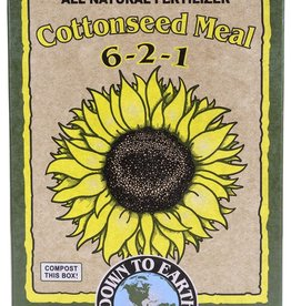 Down To Earth™ Down To Earth Cottonseed Meal - 5 lb