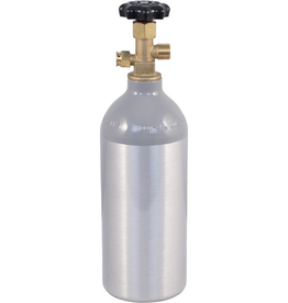 LD CARLSON CO2  EXCHANGE 2.5 LB TANK