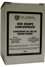 GLOBAL VINTNERS RED GRAPE CONCENTRATE 1 LITER