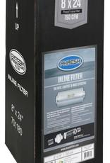 PHRESH Phresh Inline Filter 8 in 750 CFM