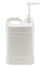 MEASURE MASTER Great for quickly measuring and dispensing your liquid plant food and supplements! One pump dispenses 1 oz of liquid. #740040 is designed specifically to attach to a standard 1 gallon bottle (not included). #740042 is designed specifically to attach to a