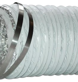 CAN FAN Can-Fan Muffler Ducting 4 in x 15 ft