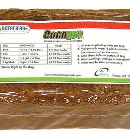 BOTANICARE Botanicare Cocogro Brick Coir Fiber 650 gm