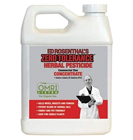 EDD ROSENTHAL Ed Rosenthal's Zero Tolerance Herbal Pesticide Concentrate <br /> 1 GAL