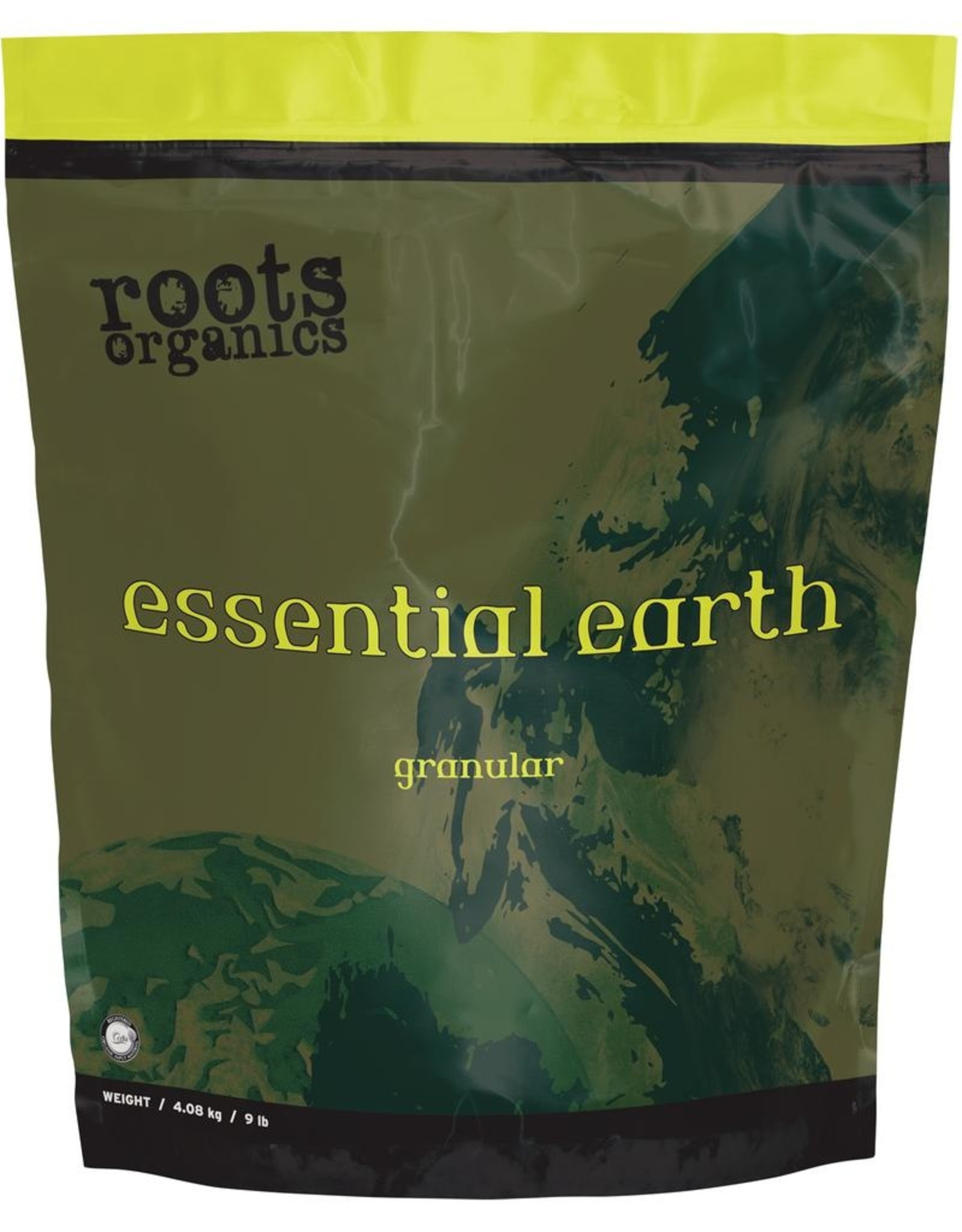 AURORA INNOVATIONS Roots Organics Essential Earth Granular 9 lb