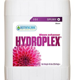 BOTANICARE Hydroplex® Bloom Enhancer creates larger fruits and flowers and surpasses that standard by both increasing plants' resistance to external stresses and amplifying natural enzyme, chlorophyll and essential oil production.