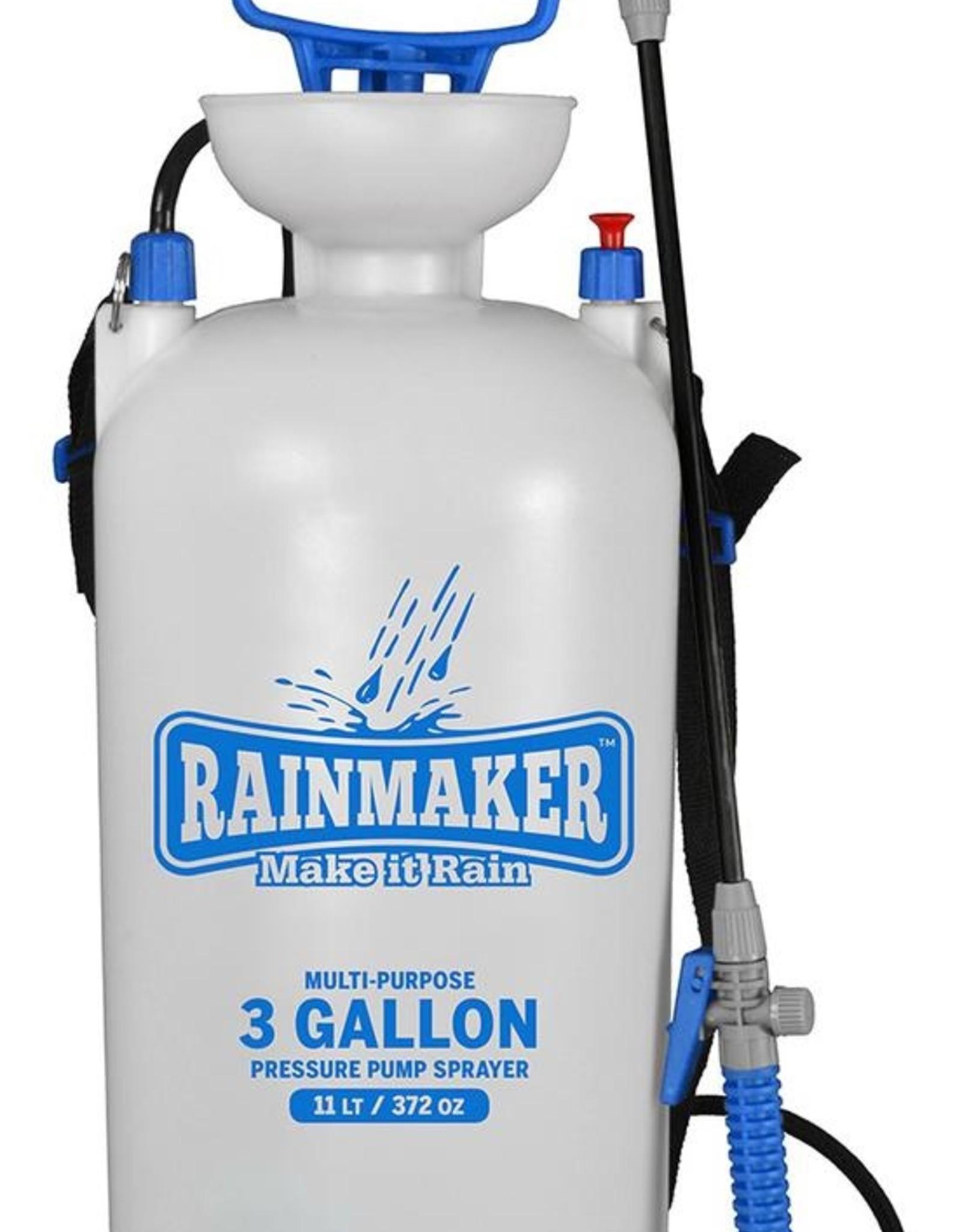 Rainmaker® Rainmaker 3 Gallon (11 Liter) Pump Sprayer
