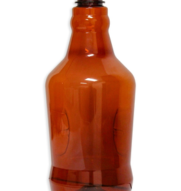 LD CARLSON 64 OZ AMBER PET GROWLER
