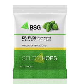 HOPUNION Dr. Rudi (Super Alpha) (NZ) Hop Pellets 1 oz