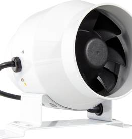 "ATMOSPHERE JETFAN Mixed-Flow Digital Fan, 4"", 160 CFM"