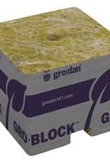 GRODAN Grodan PRO Starter Mini-Blocks 1.5 in Unwrapped (50/Cs)