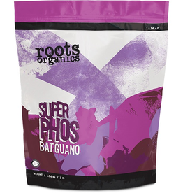 AURORA INNOVATIONS Roots Organics Super Phos Bat Guano, 20 lbs