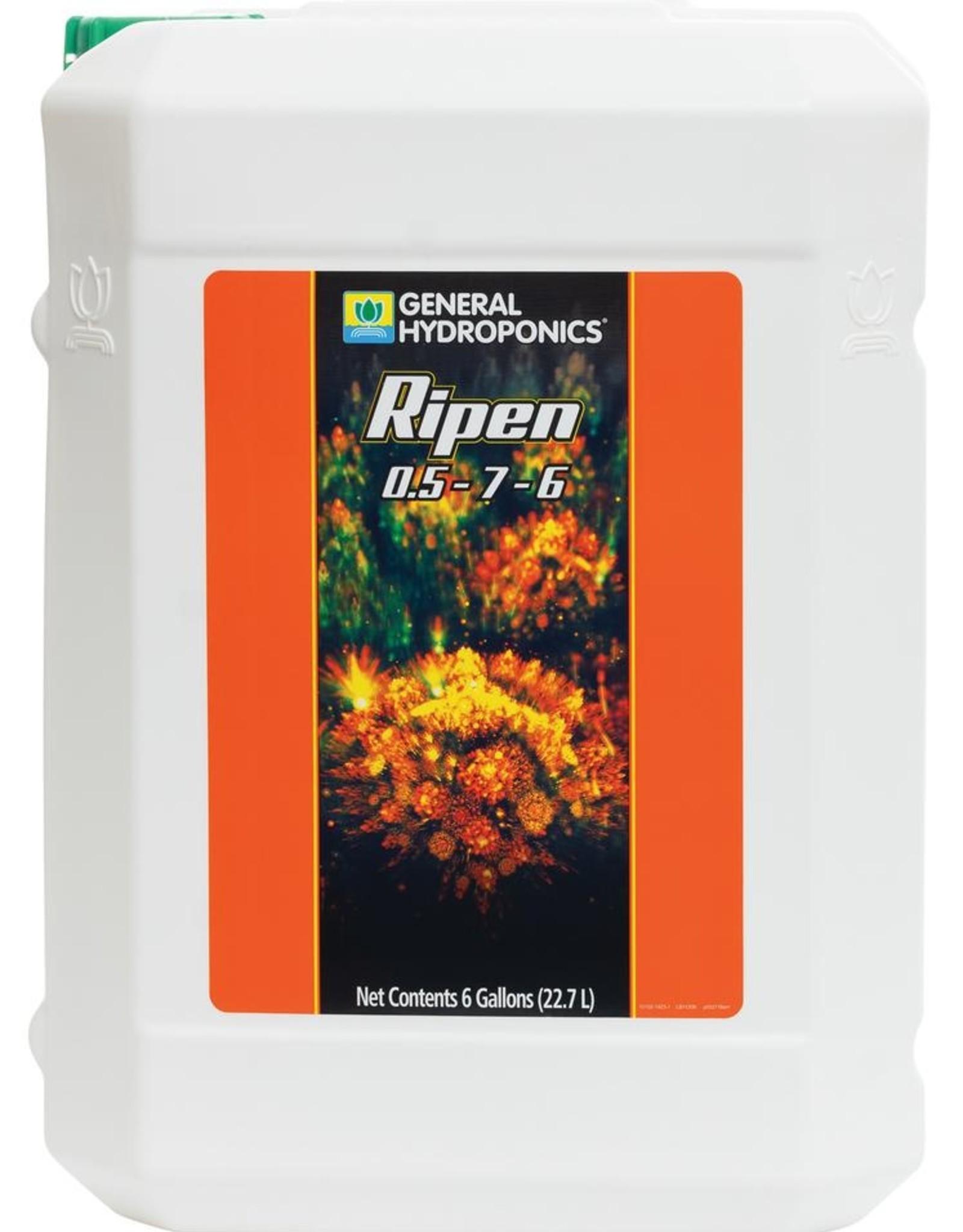 GENERAL HYDROPONICS GH Ripen 6 Gallon