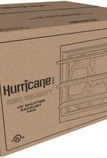 HURRICANE Hurricane Pro Shutter Exhaust Fan 16 in