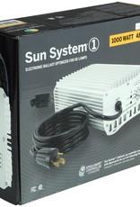 SUN SYSTEM Sun System 1 DE 1000 Watt Etelligent Compatible - 480 Volt