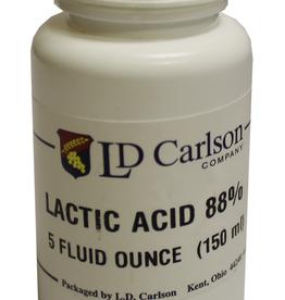 LD CARLSON LACTIC ACID 88%